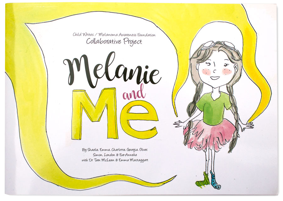 Melanie and Me Book Cover